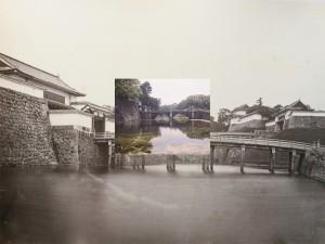 ジャダ・リパ「城の堀」《The Yokohama Project 1867 - 2016》シリーズより、2015 年 © Giada Ripa