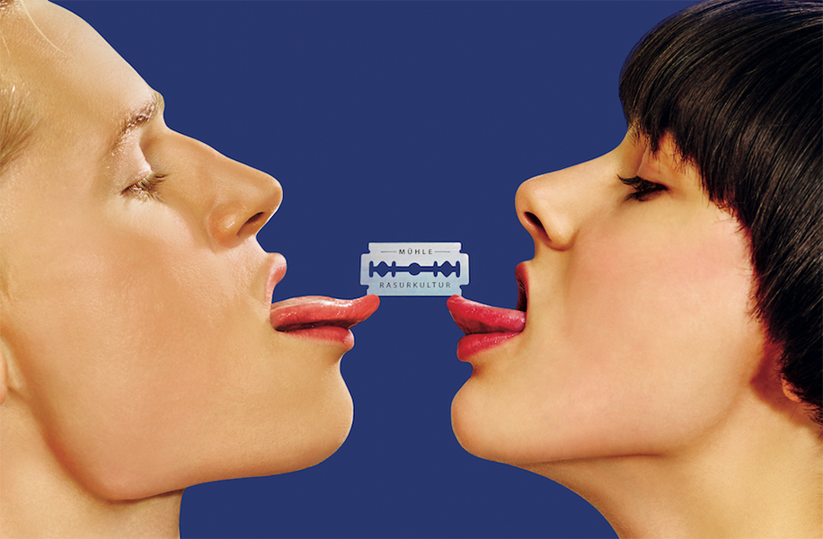 Photography by TOILETPAPER: Maurizio Cattelan and Pierpaolo Ferrari.