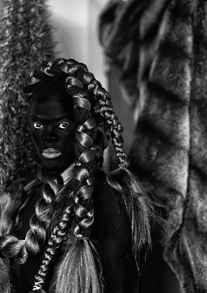 ザネレ・ムホリ「Bakhambile, Parktown」2016年 Zanele Muholi, Bakhambile, Parktown 2016 © Zanele/Stevenson/Yancey Richardson