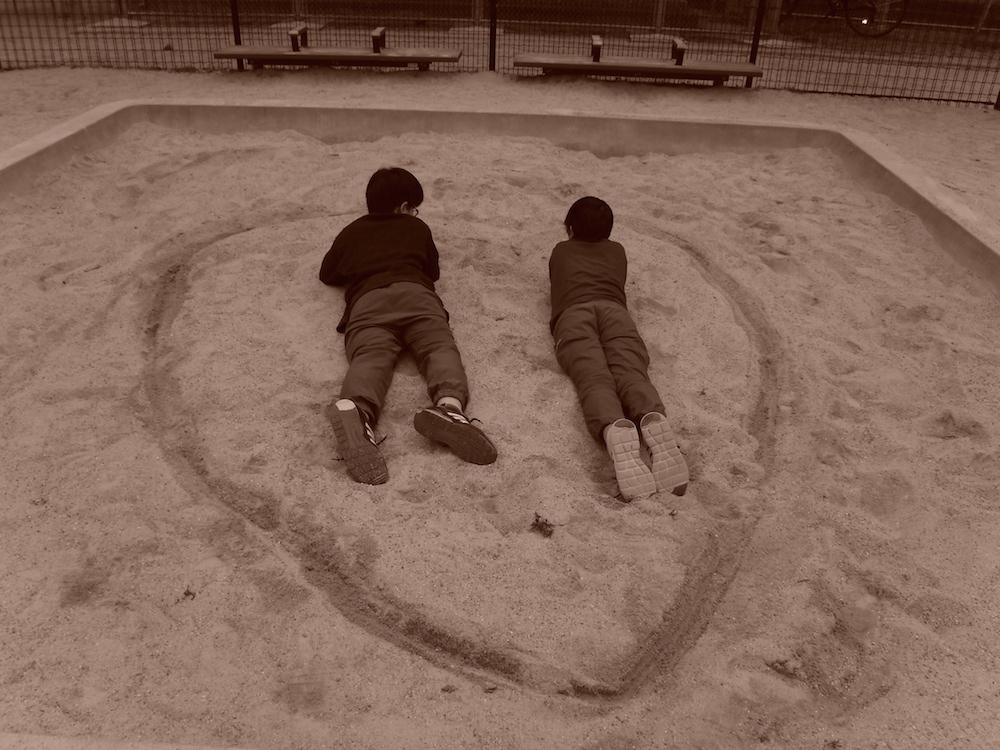 """9 岡本依央「2人ハートでむすばれる」Io Okamoto """"With Heart"""""""