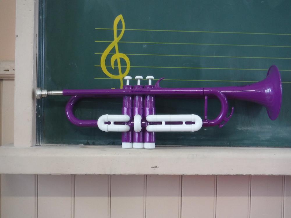 """Marc Vannieu """"Ma super trompette """""""