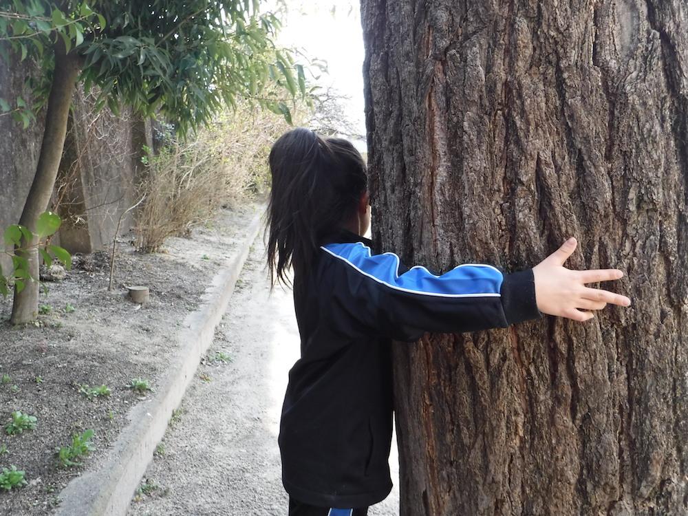 """Eden Prince- Reyboz """"L'enfant et l'arbre"""""""